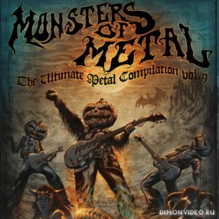 VA - Monsters of Metal vol.9