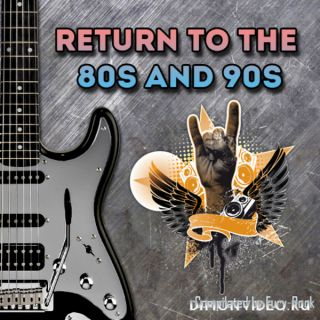 Various Artists - Return To The 80's And 90's 5CD (2018)