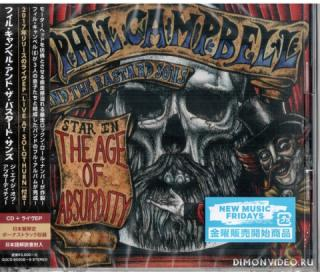 Phil Campbell and The Bastard Sons - The Age Of Absurdity + (EP) (Japanese Edition) (2018)