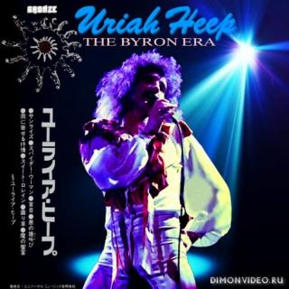 Uriah Heep - The Byron Era (Compilation 2CD) (Japanese Edition) (2018)