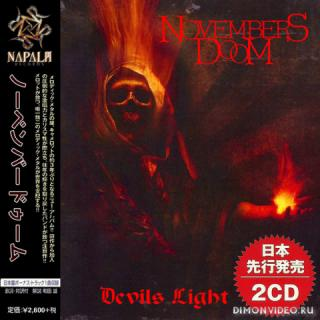 Novembers Doom - Devils Light (Compilation 2CD) (Japanese Edition) (2018)