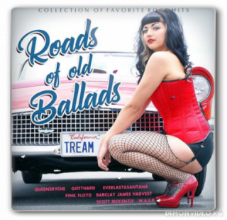 Various Artists - Roads of old Ballads (4CD) (2018)