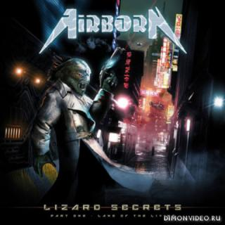Airborn - Lizard Secrets: Part One - Land of the Living (Japanese Edition) (2018)