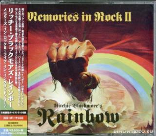 Ritchie Blackmore's Rainbow - Memories in Rock II (Japanese Edition) (Live) (2018)