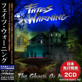 Fates Warning - The Ghosts Of Home (Compilation) (Japanese Edition) (2CD) (2018)