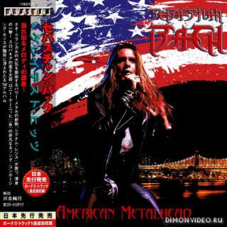 Sebastian Bach - American Metalhead (Japanese Edition) (Compilation) (2018)