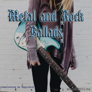 Various Artists - Metal And Rock Ballads (4CD) (2018)