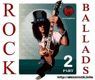 Various Artist - Rock Ballads Collection от ALEXnRock CD2 (2018)