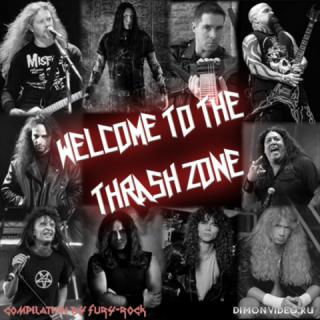 Various Artists - Welcome to the Thrash Zone (2CD) (2018)