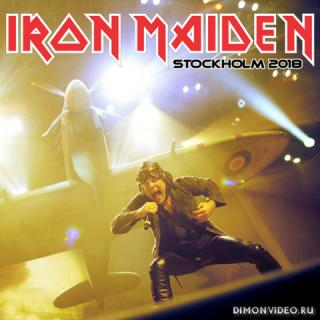 Iron Maiden - Legacy of the Beast Tour: Live Stockholm (2018)