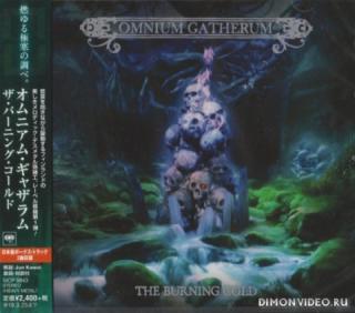 Omnium Gatherum - The Burning Cold (Japan Edition) (2018)