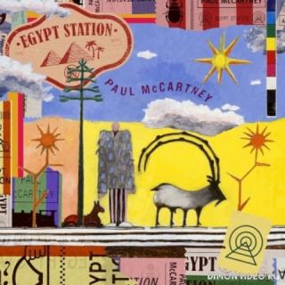 Paul McCartney - Egypt Station (Target Exclusive) (2018)