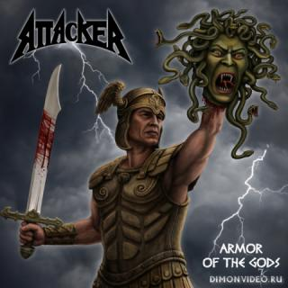 Attacker - Armor Of The Gods (EP) (2018)