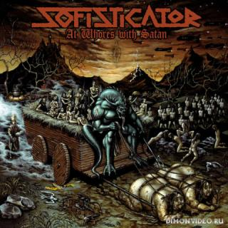 Sofisticator - At Whores with Satan (2018)