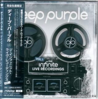 Deep Purple - The Infinite Live Recordings Vol.1 (2CD) (Japanese Edition) (2018)