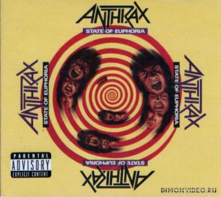 Anthrax - State Of Euphoria (30th Anniversary Edition) (2CD) (2018)