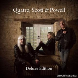 QSP - Quatro, Scott & Powell (Deluxe Edition) (2017)
