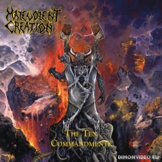 Malevolent Creation - The Ten Commandments (Deluxe) (2018)