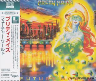 Pretty Maids - Future World (1987)(Japanese Edition) (Remastered) (2018)