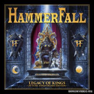 Hammerfall - Legacy of Kings (20 Year Anniversary Edition) (2018)