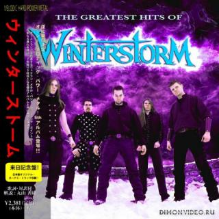 Winterstorm - The Greatest Hits Of (Compilation) (Japanese Edition) (2018)