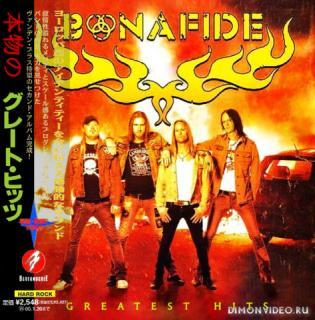 Bonafide - Greatest Hits (Compilation) (Japanese Edition) (2018)