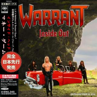 Warrant - Inside Out (Compilation) (Japanese Edition) (2019)