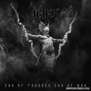 Ichor - God of Thunder God of War (2018)