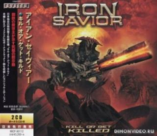 Iron Savior - Kill Or Get Killed (Japanese Edition) (2CD) (2019)