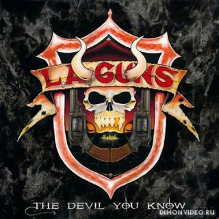 L.A. Guns - The Devil You Know (Japanese Edition) (2019)