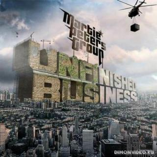 Martie Peters Group - Unfinished Business (2019)