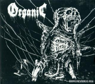 Organic - Carved In Flesh (2018)