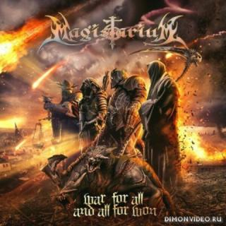 Magistarium - War for All and All for Won (2CD) (2019)