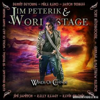 Jim Peterik & World Stage - Winds Of Change (Japanese Edition) (2019)