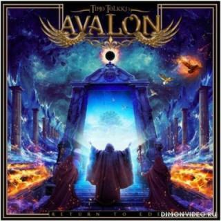 Timo Tolkki's Avalon - Promises (Single) (2019)