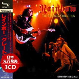 Rainbow - The Platinum Collection (Japanese Edition) (Compilation) (3CD) (2019)