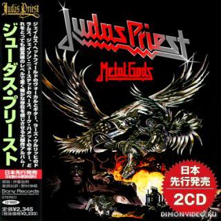 Judas Priest - Metal Gods (Japanese Edition) (Compilation) (2CD) (2019)