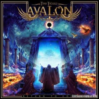 Timo Tolkki's Avalon - Return to Eden (Japanese Edition) (2019)