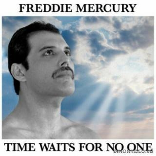 Freddie Mercury - Time Waits For No One (Single) (2019)