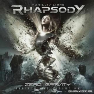 Turilli; Lione Rhapsody - Zero Gravity (Rebirth and Evolution) (2019)
