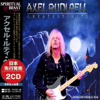Axel Rudi Pell - Greatest Hits (Japanese Edition) (Compilation) (2CD) (2019)