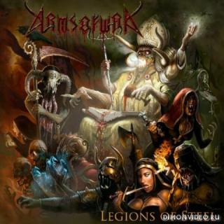 Arms Of War - Legions Of Steel (2013)