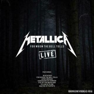 Metallica - For Whom The Bell Tolls (Live) (CD1)