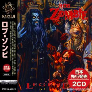 Rob Zombie - I Am Legend (Compilation) (Japanese Edition) (2CD) (2019)