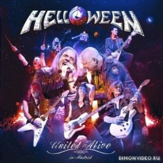 Helloween - United Live In Madrid - (2019)