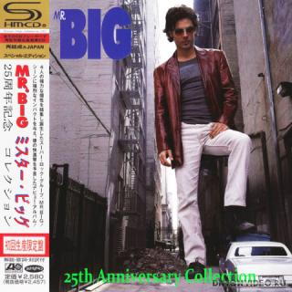 Mr. Big - 25th Anniversary Collection (Compilation) (2CD) (2019)