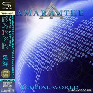 Amaranthe - Digital World (Compilation) (Japanese Edition) (2019)