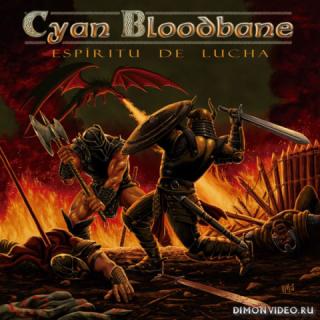 Cyan Bloodbane - Espiritu De Lucha (2019)
