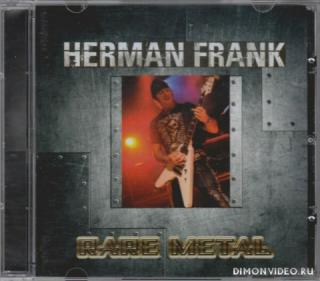 Herman Frank - Rare Metal (Unreleased Compilation) (2019)