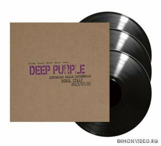 Deep Purple - Live in Rome 2013 (CD-1)